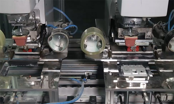 Automatic printing machine 2