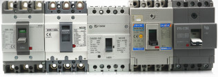 DAM3-160 MCCB Molded Case Circuit Breaker3128